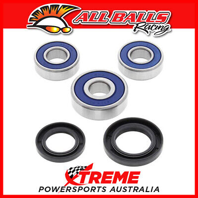 25-1201 Mx Rear Wheel Bearing Kit Yamaha Dt175 Dt 175 1974-2004 Motorcycle Moto