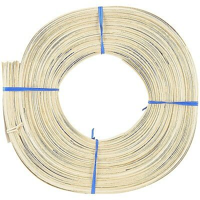 Commonwealth Basket Flat Reed 5/8-Inch 1-Pound Coil Approximately 120-Feet