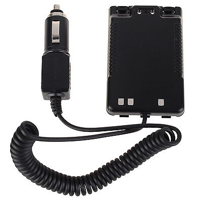Car Battery Eliminator Charger For Yaesu VX-8E VX-8DR VX-8DE VX-8GR FT-1DR Radio