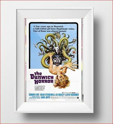 The Dunwich Horror Poster Retro Huge : #207140
