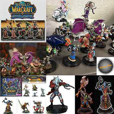 Figurine Figure World Of Warcraft Miniatures Games Au Choix Choice