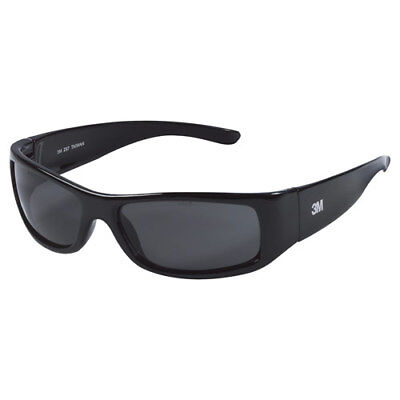 AO Safety Moon Dawg Safety Glasses - Anti-Fog Smoke Lens
