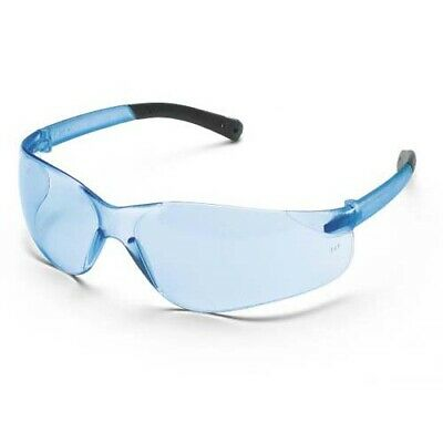 Crews BearKat Safety Glasses - Light Blue Lens
