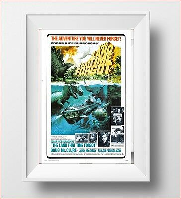 The Land That Time Forgot Poster Retro Huge : #208214