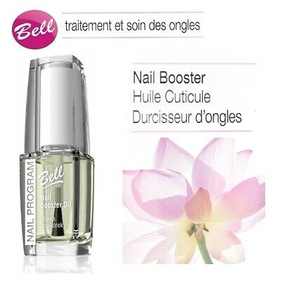 Vernis soins des ongles - Nail Booster Oil - Huile Cuticule - Durcisseur - Bell