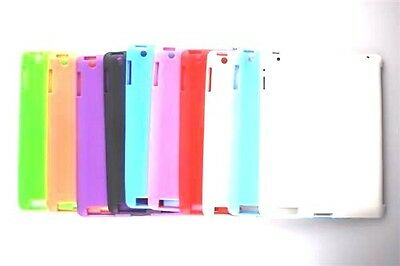 iPad 2 3 4th Gen TPU Gel companion mate Case compatible with Apple Smart Cover