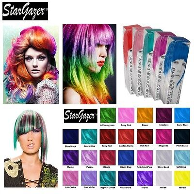 Coloration cheveux semi permanente - Stargazer