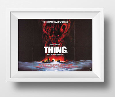 The Thing Poster Retro Huge : #209668