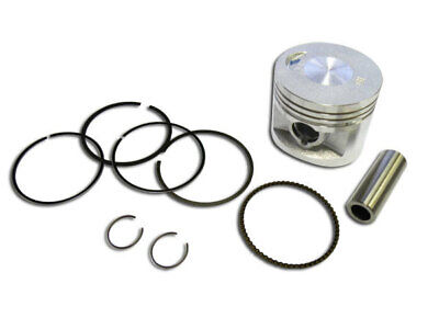 NEW 55mm PISTON KIT, 15MM PISTON PIN, LIFAN 140CC