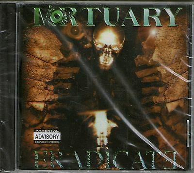 MORTUARY-Eradicate  CD-BRAND NEW-Still Sealed-Death Metal