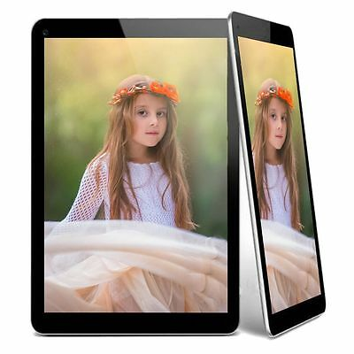 """9"""" Inch Android 4.4 Kitkat Dual Camera Wifi Capacitive Quad Core Tablet PC 16GB"""