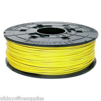 Genuine XYZprinting RF10XXEU0DE - XYZ ABS Filament 1.75mm Neon Yellow