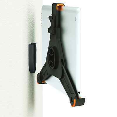 """Wall Mounting Bracket for 8.9"""" - 10.4"""" Tablet iPad 1 2 3 4 Air 360 Degree Rotate"""