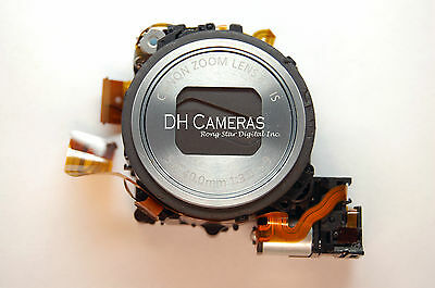 Canon PowerShot A4000 IS  ZOOM Lens Focus UNIT ASSEMBLY + CCD Silver