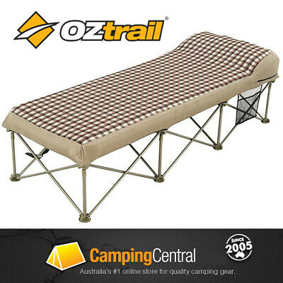 OZTRAIL SINGLE Anywhere Camping Camp Portable Folding Bed