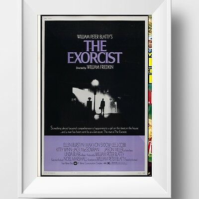 The Exorcist Poster Retro Huge : #212545