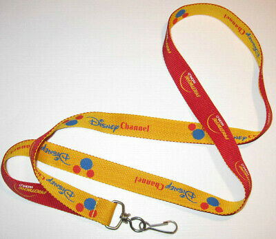 Disney Channel Premiere World Schlüsselband Lanyard NEU (Z26)
