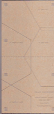 Honeycomb Ruler - Kansas Troubles Quilters