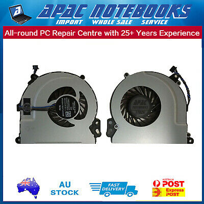 CPU Cooling FAN FOR HP Envy 15 17 720235-001 720539-001