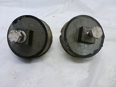 1984 Force 856F4A 85Hp Upper Shock Mount (2) F85965 Outboard Motor Chrysler