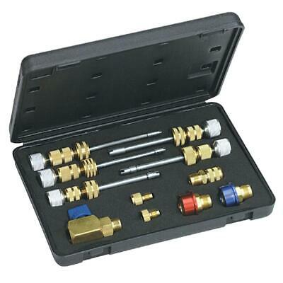 Mastercool 58490 Universal A/C Valve Core Remover & Installer Kit - R-12/R-134a