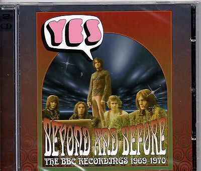 Yes - Beyond & Before -BBC..(2 CDSet)-Brand New-Still Sealed
