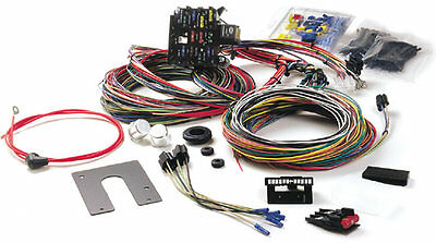 Painless Wiring Harness 10105 22 Circuit Jeep Harness CJ2 CJ5 1974 & earlier