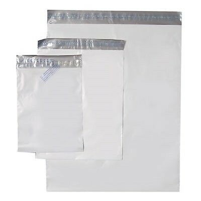 """1000 10x13 Poly Bags 2.5 mil Envelopes Mailers Shipping Self Seal 10""""x13"""""""