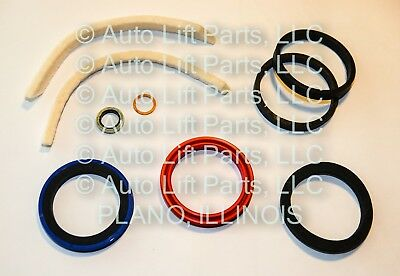 Hydraulic Cylinder Seal Kit for Rotary Lift Hydraulic Cylinders - Pacoma  FJ7664