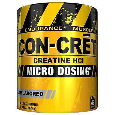 PRO MERA CON-CRET MICRO DOSING CREATINE 48 SERVINGS - CONCENTRATED PURE HCl