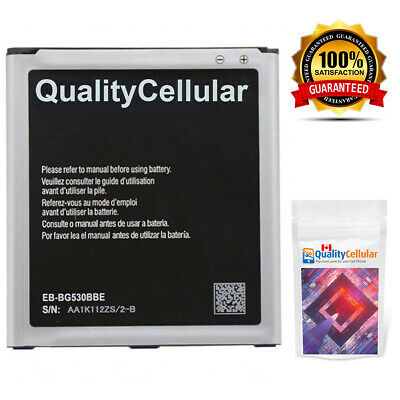 Original Samsung Galaxy Grand Prime battery EB-BG530BBE 2600 mAh for SM-G5308W