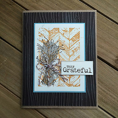 HELLOMIMICARDS - Handmade Greeting Cards - Truly Grateful