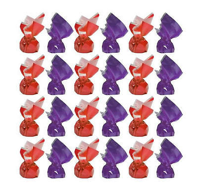 1 Kg Red And Purple Dark Chocolate Truffles - Wedding Favours Parties Candy Bar