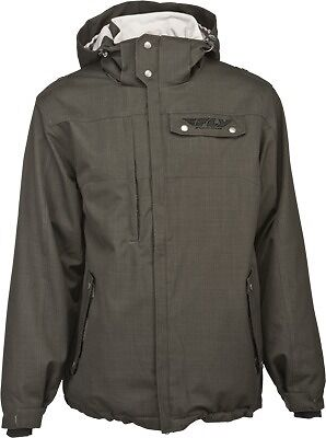 Fly Racing Phanton Jacket Insulated Charcoal S/M/L/XL/2X
