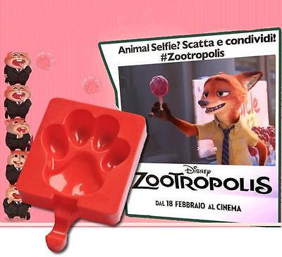 Zootopia Nick Fox Claws Paws Popsicle Mould Summer Ice Cream Molds Funny Gift