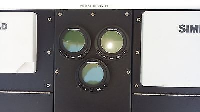 """1/2"""" Thick Black Starboard 12"""" x 27"""" - For mounting boat instruments."""