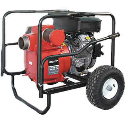 "Riverside Pumps TP4V - 662 GPM (4"") Trash Pump w/ Briggs & Stratton Vanguard&..."