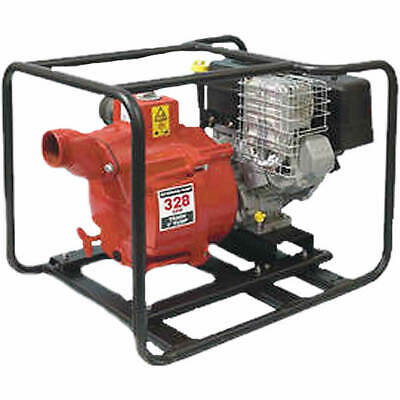 "Riverside Pumps TP3B - 328 GPM (3"") Trash Pump w/ Briggs & Stratton 1450 Seri..."