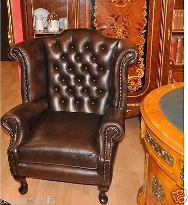 Chesterfield Rochester® King Eden High Wing Chair Neues Modell 2016