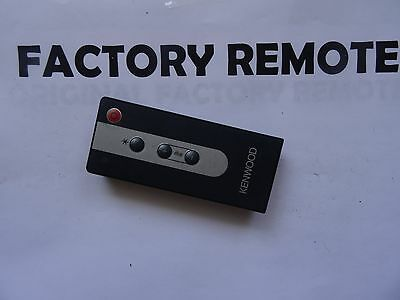 Kenwood Miscellaneous Remote Control