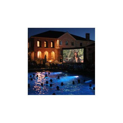 Open Air Cinema CineBox Pro 20'x11' Outdoor High Def Theater Sys 16x9 CBP-20