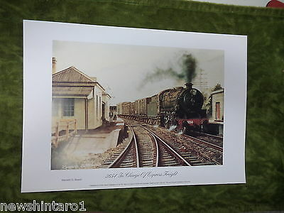 Approx.  78  Australian  Railway  Posters - 3654  With  Express  Freight, Pickup