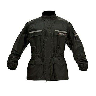 RST Waterproof Jacket Motorcycle Over Jacket For Leathers  - essexbikerscentre