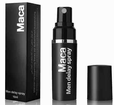 MACA delay spray for man MALE prolong long sex Premature Ejaculation  SEX M