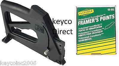 Fletcher-Terry 07-500 Fletcher Frame Master Point Driver with box Framer's Point