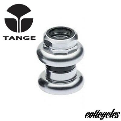"Tange Passage 1"" Threaded Chrome Plated Steel Headset"
