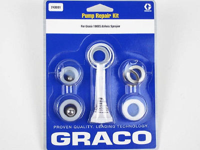 Graco 243091 or 243-091 Repair Kit Genuine OEM
