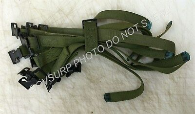 military vehicle nylon strap m151 m715 m561 10ea set nsn 5340 military vehicle web strap m151 m715 m561 10ea set nsn 5340 00