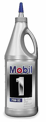 Mobil1 104361 Synthetic Gear Lube 75W90 1 liter