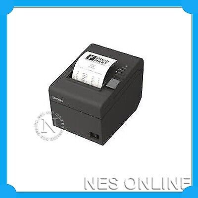EPSON TM-T20 USB POS THERMAL RECEIPT PRINTER (PSU and IEC cable) P/N:C31CB10041